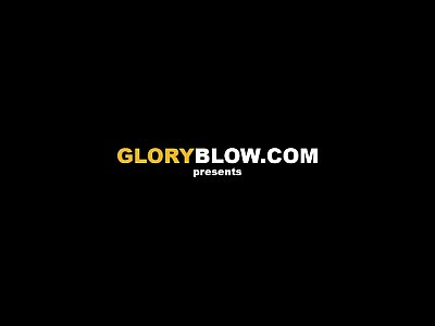 Michelle Gags On A Black Cock - Gloryhole