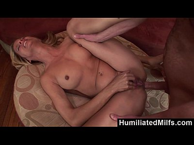 HumiliatedMilfs - Milf Gets Anally Fucked