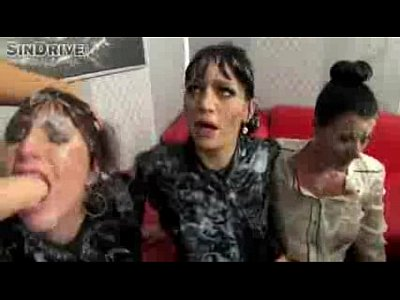 Lesbian Cum Strap video: A Lovely compilation of Slime