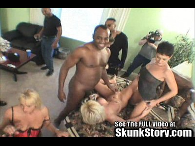 Cuckold Dick Interracial video: Black Cock Dominates MILF White Bitches