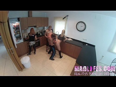 Highlights 1º Reality Show de Madlifes, el Gran hermano porno.