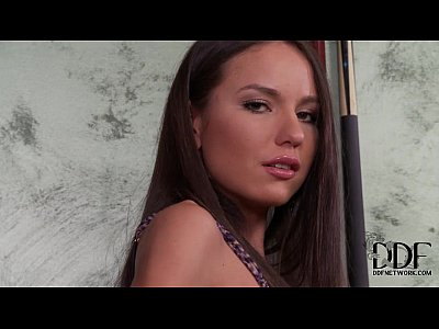 Masturbation Tits movie: Hot Russian Babe Nataly Gold Shows Her Meaty Pussy In Doggy