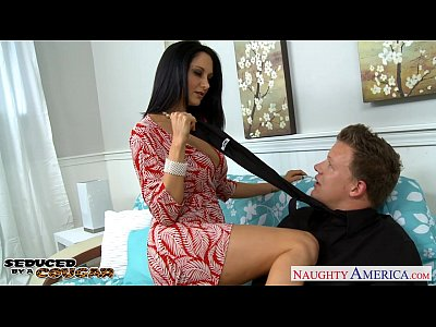 Blowjob Pornstar Brunette video: Cougar Ava Addams fucking