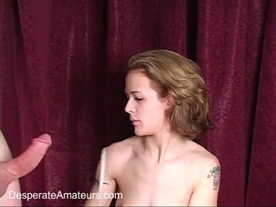 Tits Cock video: Joy first time film desperate amateurs