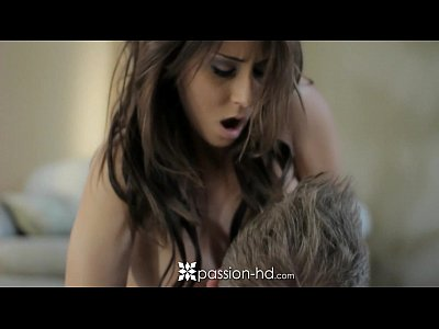 Porno video: HD - Passion HD Madison Ivy jerks guys dick till cum explosion