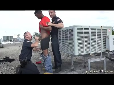 Gay cops sexy movie and in boxers We gave chase and the suspect led