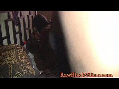 Bbc Black Ebony video: NYC Officer Hides her Slutty face