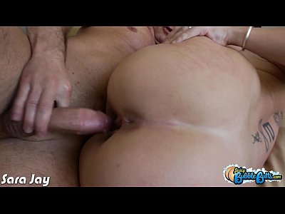 Big ass milf Sara Jay taking a big cock