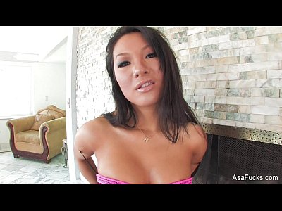 Ass Babe Boobs video: Slow and Sexy Solo With Asa Akira