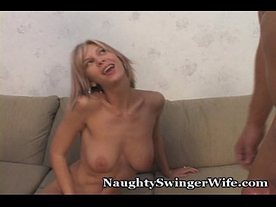 Facial Threesome Wife video: Friend Cums First In Wife's Mouth