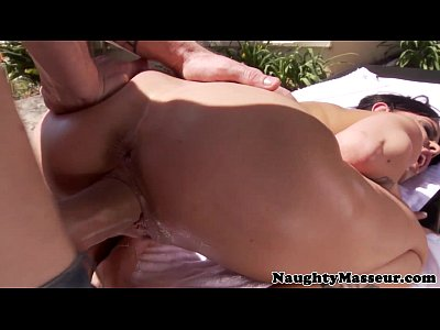 Pierced massaged Brandy Aniston banged