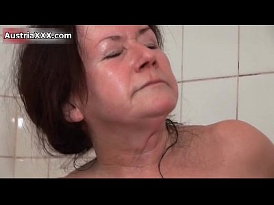 Nasty mature sluts go crazy dildo