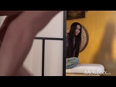 MOM Thai massage and passionate sex with horny Asian MILF Suzie Q