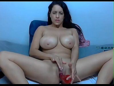 Breast Camgirl Camshow video: HUGE TITS girl chat and squirts @ xxxcamchickss.com