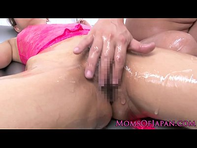 Bath Dildo Fetish video: Pink negligee japanese milf wam toy fun