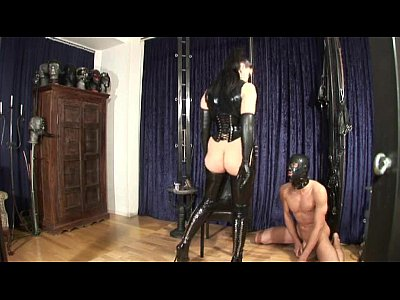 Bdsm Ass Slave video: SM Studio Berlin - Anal Expert