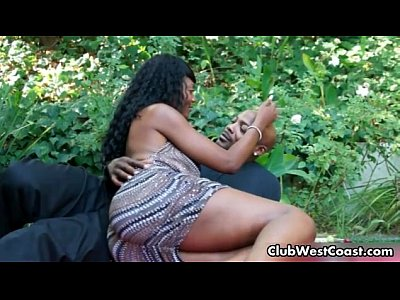 Hardcore Black Ebony video: Sexy black babe showing