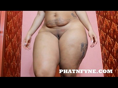 Dildo Megabooty Phat video: PHATNFYNE.COM CHYNA RED DILDO PLAY