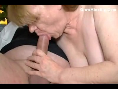 Sex Blowjob Facial video: Mature fatty fucked from behind in office