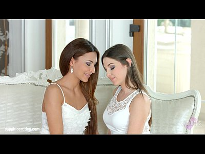 I missed you by Sapphic Erotica - sensual erotic lesbian porn with Alexis Brill