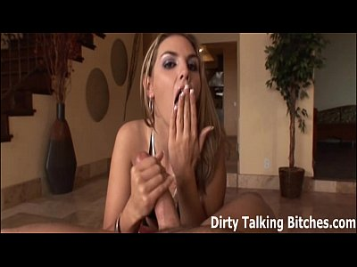 Domination Femdom Femdomclips video: Teasing your with my hands and tongue