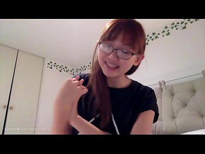 Harriet Sugarcookie's latest vlog threesome with Mitsuko Doll