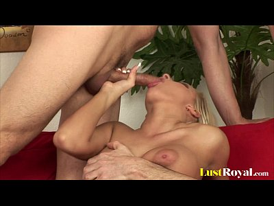 Blowjob Shaved Pornstar video: Sunny can do loads of rod pleasing stunts