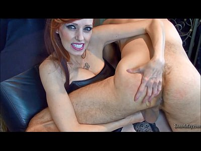Canada Canadian Femdom video: Peg Me in the Ass Please!! ShandaFay