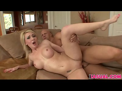 Missy Woods Gets Hard Wood In Her Asshole