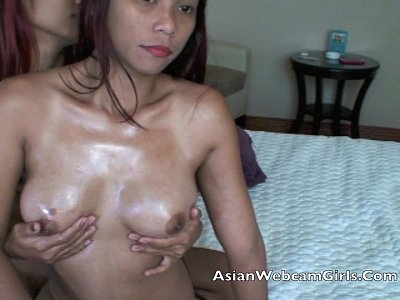 Webcams Girls Ass video: Asian Filipinas AsianWebcamGirls.Com lesbian oil massage tits