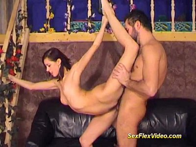 contortion kamasutra with my girlfriend gymnast