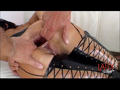 Fisting Extreme Gape video: Extreme double fisting session