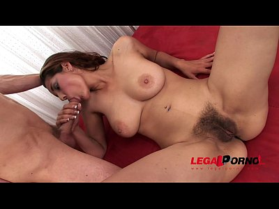Bigtits Blowjob Fingering video: Jasmine Rose hairy pussy pounding HG035
