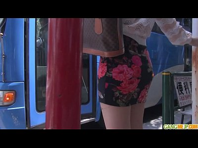 Japanese Group Teen video: Public japan blow job and creampie with Chinatsu