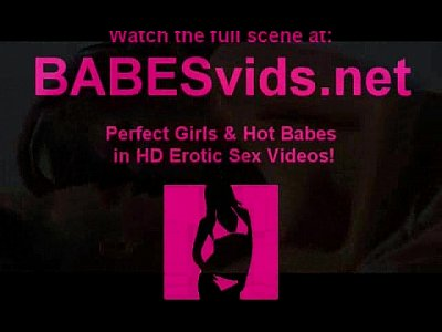 Tits Softcore Sex vid: Busty brunette Holly Michaels sensual fuck