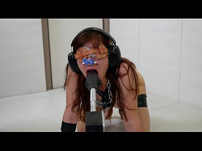 Bondage Facefucking Machinefucking video: Audrey Holiday Anal humiliation
