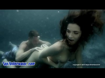 Underwater Vipwt video: Molly Jane underwater sex 720