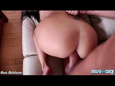Ava Brunette Fuck video: MILF Ava Addams take cock in POV