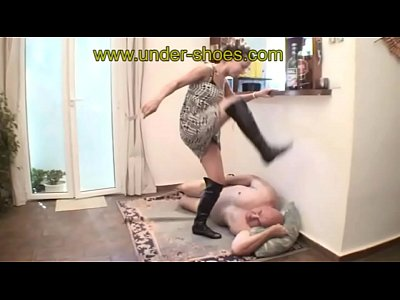 UNDER-SHOES the savage Miss Karina PURE VIOLENCE /