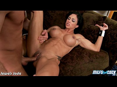 Busty MILF Jewels Jade take cock