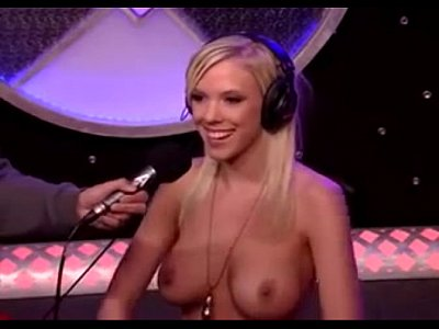 Sybian Bibi video: bibi in howard stern tv