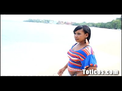 Interracial Brazilian video: Toticos.com pork chop cooking dominican slut
