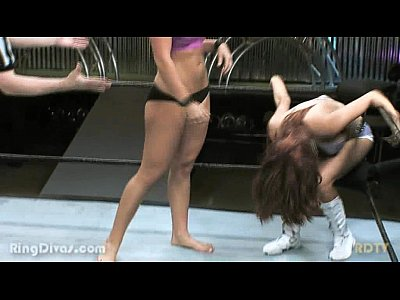 Wrestling Chloro video: Chloroform Vol.1 (Tina VS Destiny)