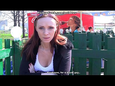 Public Outdoor Girls video: Meet and redhead fucked in the park