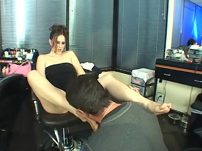 Ashley video: Eat My Feet 2 Scene 4