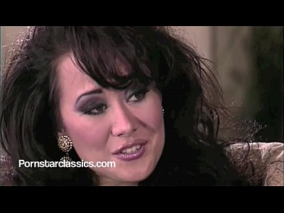 Pornstar Brunette Ass video: Asia Carrera great ass cum load