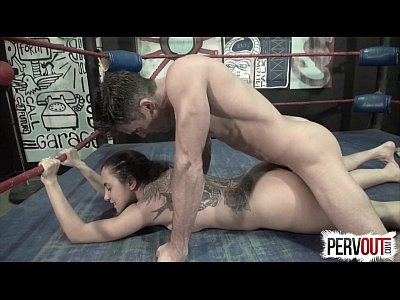 NO RULES Wrestling with Roxanne Rae Lance Hart