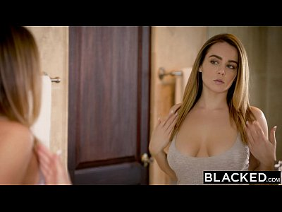 Brunette Gagging Riding video: BLACKED Naughty Girlfriend Natasha Nice Enjoys BBC