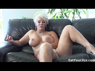 Cum Jerk Eating video: You love swallowing your own jizz!