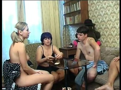 Russian Tits Teen video: FAMILY THAT FUCKS EACH OTHER, CUMS TOGETHER